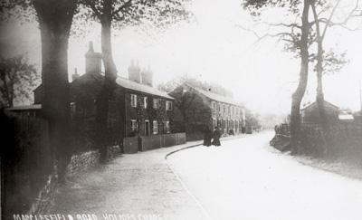 Holmes Chapel History Society